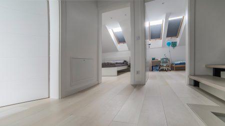podłoga drewniana fornirowana dąb skandynawski