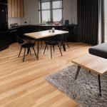 podłoga drewniana panele drewniane jesion twardzielowy