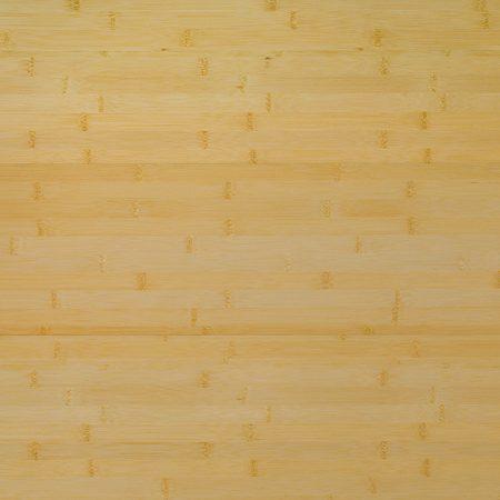 Biała podłoga bambusowa