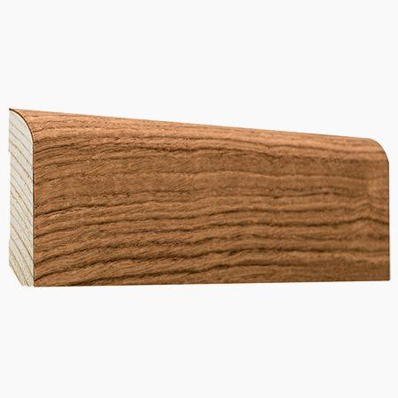 Listwy podłogowe dąb belkowy