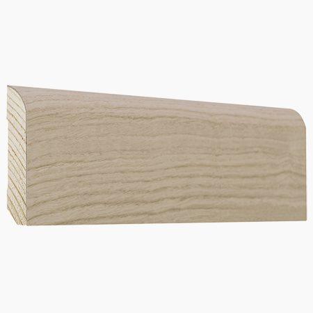 Biala podloga-listwy podłogowe dab modernistyczny