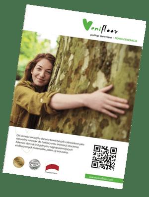 Katalog podłóg drewnianych paneli Venifloor