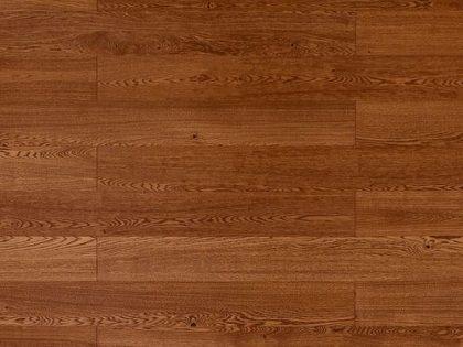 Dąb hawajski drewniana podłoga Venifloor w odcieniu średniego brązu