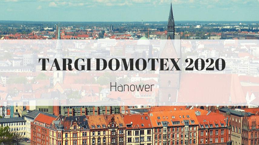 Targi DOMOTEX Hanower